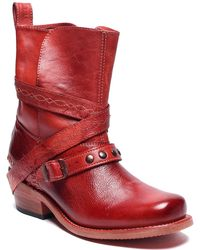 Bed Stu - Shill Slouch Leather Boot - Lyst