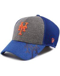 san francisco 77942 87a7f KTZ - Mlb New York Mets Shadow Gleam Cap - Lyst