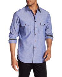 Robert Graham - Upstate Woven Classic Fit Shirt - Lyst