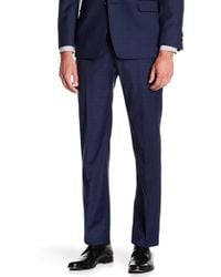 "Tommy Hilfiger - Slim Fit Suit Separates Trousers - 30-34"" Inseam - Lyst"
