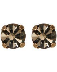 Loren Hope - Kaylee Crystal Stone Stud Earrings - Lyst