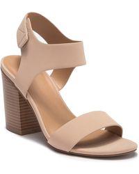 103c37dd6fc Call It Spring - Tralia Block Heel Sandal - Lyst