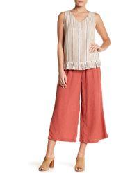 NIC+ZOE - Easy Street Trousers - Lyst