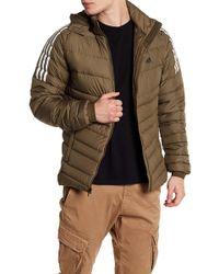 adidas - Itavic 3 Stripe Jacket - Lyst