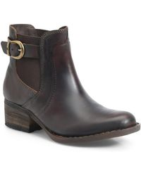 Born - Mohan Leather Engineer Boot - Lyst