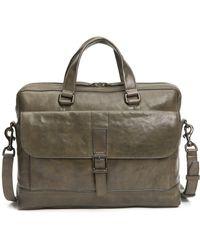 Frye Oliver Leather Briefcase