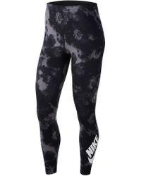 Nike - Club 7/8 Futura Leggings - Lyst