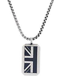 Ben Sherman - British Flag Necklace - Lyst