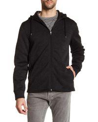 Joe Fresh - Hooded Fleece Jacket - Lyst