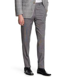 Ted Baker - Jarrett Trim Fit Wool Pants - Lyst