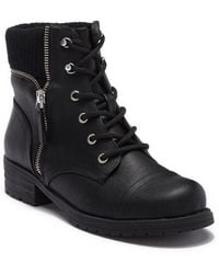 Call It Spring - Fenallan Ankle Bootie - Lyst