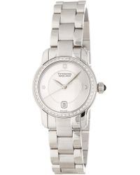 Victorinox - Women's Vivante Diamond Bracelet Watch, 28mm - 0.43 Ctw - Lyst