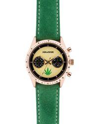 Zadig & Voltaire - Master Quartz Watch, 30mm - Lyst