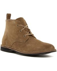 Andrew Marc - Dorchester Suede Chukka Boot - Lyst