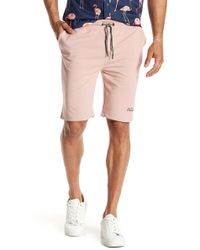 Sovereign Code - Disc Knit Shorts - Lyst