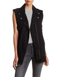 Neuw - Izabel Denim Vest - Lyst