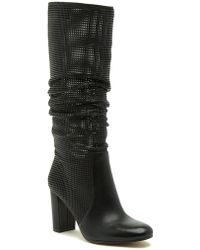 Vince Camuto - Secillia Perforated Boot - Lyst