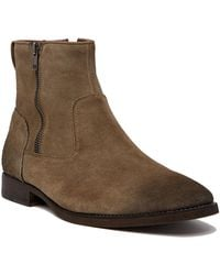 Call It Spring - Creissenc Suede Boot - Lyst