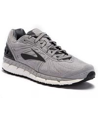 Brooks - Beast Special Edition Running Suede Sneaker - Lyst