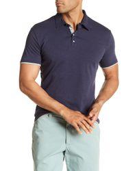 7 Diamonds - Ultimate Short Sleeve Polo - Lyst