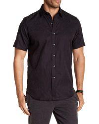 Robert Graham - Aston Road Short Sleeve Regular Fit Woven Shirt - Lyst