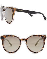 Kenneth Cole Reaction - Women's Acetate Square Sunglasses - Lyst
