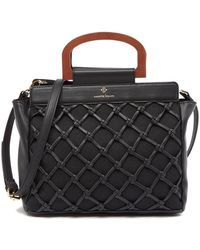 Nanette Lepore - Kiley Woven Shoulder Bag - Lyst