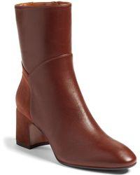 Aquatalia - Elodie Weatherproof Leather Boot - Lyst
