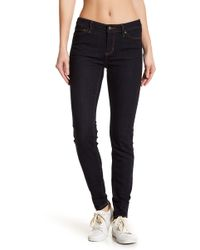 Joe Fresh - Classic Slim Fit Raw Jeans - Lyst