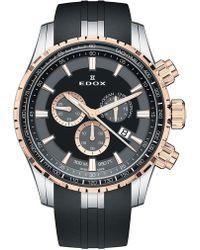 EDOX Watches - Men's Grand Ocean Sport Watch, 45mm - Lyst