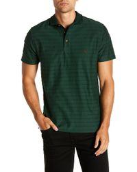 Rodd & Gunn - Textured Stripe Polo - Lyst
