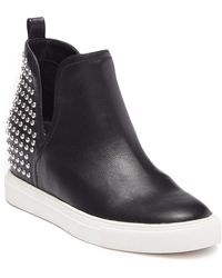 Steven by Steve Madden - Caddie Wedge Chelsea Boot - Lyst