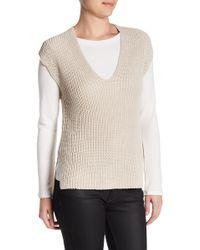 Brochu Walker   Trudy Knit Shirt   Lyst