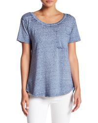 Threads For Thought - Ezra Pocket Tee - Lyst