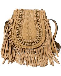 Aimee Kestenberg - Genny Genuine Leather Fringe Crossbody - Lyst