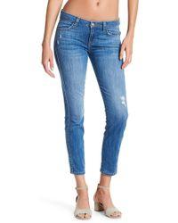 Siwy - Hannah Distressed Skinny Jeans - Lyst