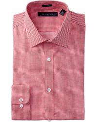 Tommy Hilfiger - Howard Spread Slim Fit Dress Shirt - Lyst