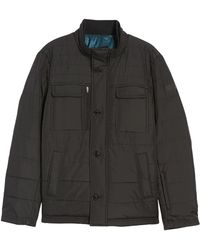 Tumi - Quilted Jacket - Lyst