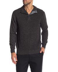 Weatherproof - Tuck Stitch Pullover - Lyst