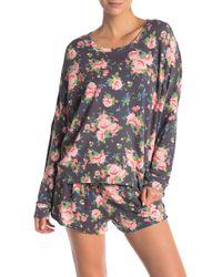 Honeydew Intimates - Starlight Dolman Sleeve Sweatshirt - Lyst