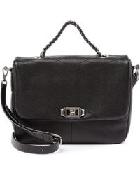 Rebecca Minkoff - Je T'aime Leather Medium Shoulder Messenger Bag - Lyst
