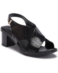 Melissa - 3222601003 Women's Sandals In Black - Lyst