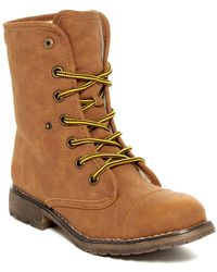 Dirty Laundry - Raeven Faux Shearling Lined Boot - Lyst
