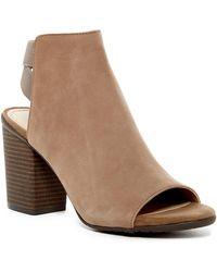 Kenneth Cole Reaction - Fridah Fly Open Toe Bootie - Lyst