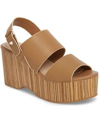 Kelsi Dagger Brooklyn - Nash Platform Wedge Sandal (women) - Lyst