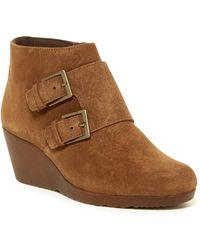 Munro - Drew Monk Strap Bootie - Multiple Widths Available - Lyst