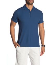 Reigning Champ - Moraine Coolmax Polo - Lyst