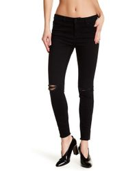 Joe Fresh | Distressed Skinny Jeans | Lyst