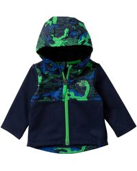 The North Face - Kickin It Hooded Jacket (baby Boys) - Lyst