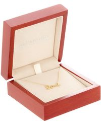 Argento Vivo - Gold Plated Sterling Silver Pendant Necklace - Lyst